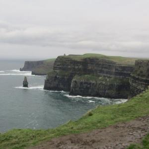 【アイルランド】西アイルランドの中心地ゴールウェーとモハーの断崖