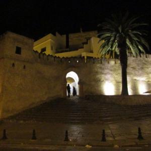 【モロッコ】旧市街メディナが非常に発達しているテトゥアンへ