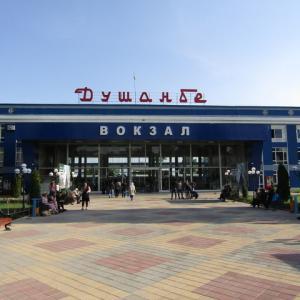 【タジキスタン】歩いて回れるコンパクトな首都 ドゥシャンベ
