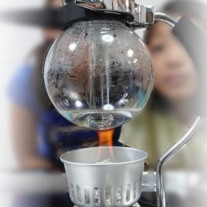 中学受験:コーヒーサイフォンは気象を学ぶのに最高のツール