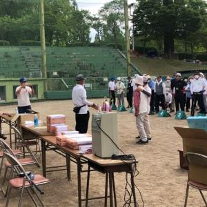 グラウンドゴルフ大会 エメラルド賞