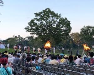 長野市飯綱火まつり