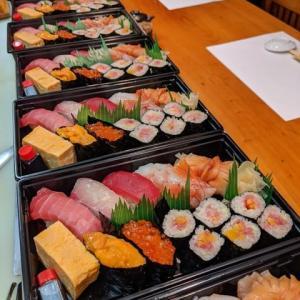 テイクアウト お持ち帰り寿司