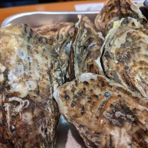 仙鳳趾の生牡蠣