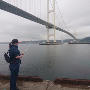 室蘭港でサビキ釣り