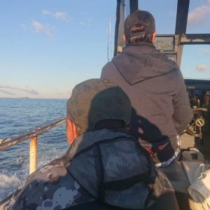 8月23日 積丹ジギング第6戦   24日 室蘭港でサビキ釣り
