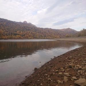 ダム湖 1バラシ