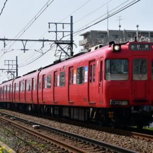【名鉄】名鉄電車×桜