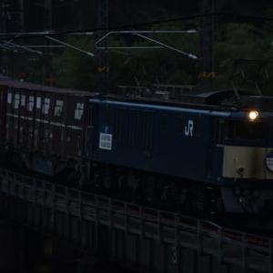 【JR貨物】9081レ