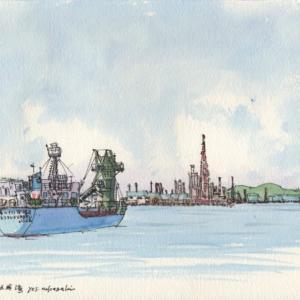 No.1931 根岸湾