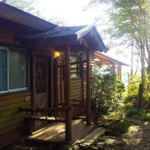 森の中でBBQ/伊豆・人気の貸別荘