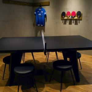 卓球ミーティングルーム