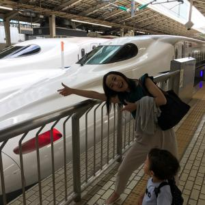 大井川鐵道に行ってきた!!トーマス号に乗ってきた!