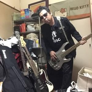 とりあえず『ベース』『ギター』の整理を・・・