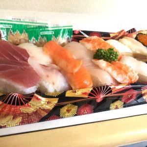 『回らないお寿司』でちょっぴりリッチな気分( *´艸`)
