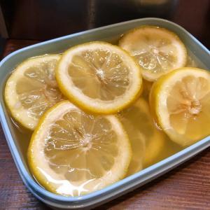 『ほろ苦い青春』の味がした『世界一のハチミツ檸檬🍋』………🥰💓👍
