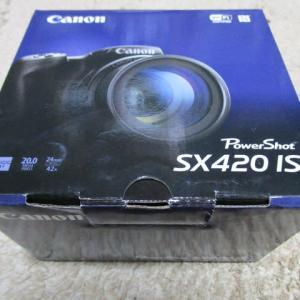 11月19日・農園ブログ用デジタルカメラ購入!