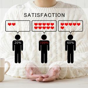 顧客満足の源