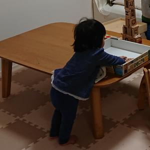 1才5ヶ月の主義主張