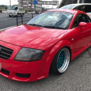 Audi TTクーペといふクルマ