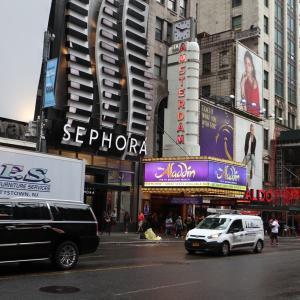 【ニューヨーク旅行】ザ・ライドに乗って NYのパフォーマンスを体験します。