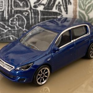 Peugeot-308GT 燃費