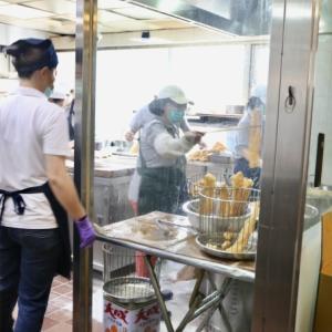 年末を台湾で⑫ 〜阜杭豆漿でイチ押しのサイドメニュー「蛋餅夾油條」〜