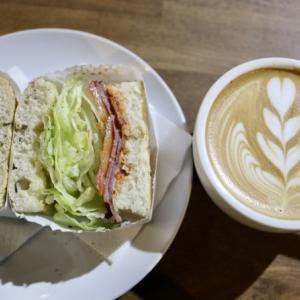 年末を台湾で⑰ 〜サンドウィッチもおいしい「Libo cafe」〜