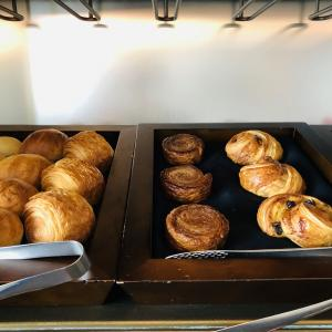 シャングリラ東京クラブラウンジの朝食