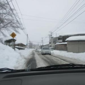 雪国の交通事情