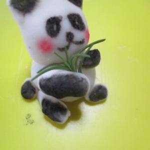 パンダを作る。