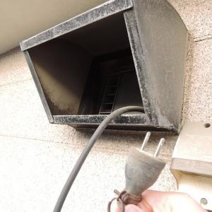 浴室換気扇が寿命を迎えました-換気扇の交換は結構簡単!-