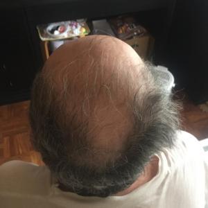 散髪の必要ある?