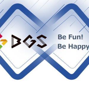 BGS紹介サイト作りました!