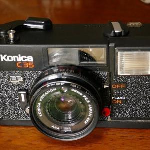 カメラの日~散歩カメラの改造