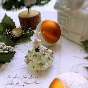 【季節限定レッスン】クリスマス準備始まっています♡