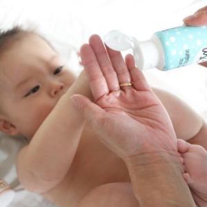 ゴシゴシおしり拭き吹きはNG! オムツかぶれからお肌を守ろう。