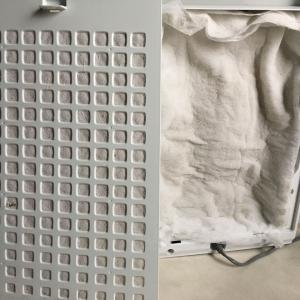 空気清浄機のフィルター交換
