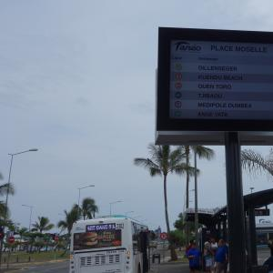 【ヌメアでのバスの乗り方編】2020.03.11-2020.03.15ニューカレドニア旅行