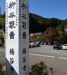 柳谷観音(楊谷寺)..その4