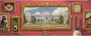 Googleのロゴ.. プラド美術館 200 周年
