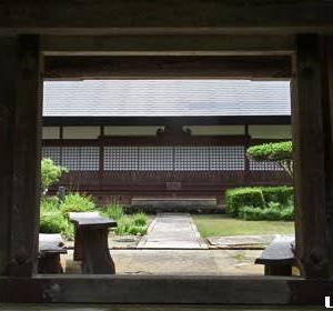 光秀ゆかりの..玉雲寺(3)