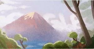 Googleのロゴ.. 2020 年山の日