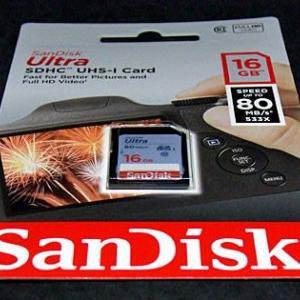 SDカードのスピード調べ(2)