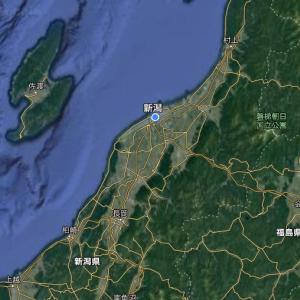 要チェック!新潟県が津波災害警戒区域に長岡市や柏崎市など12の市町村を指定