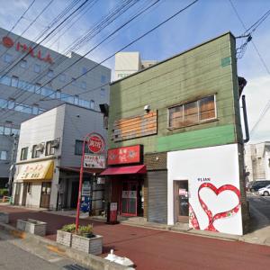 新潟市中央区万代にある「長崎ちゃんぽん」が5月末に閉店