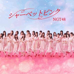 NGT48の5thシングル「シャーベットピンク」のセンターは藤崎未夢さん