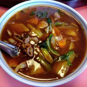 「東華楼 新和店」で辛めの餡が美味しい四川麺を食べてきた