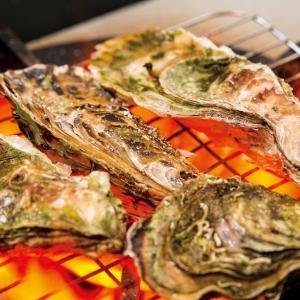 今年も万代で出張カキ小屋「牡蠣奉行」開催!