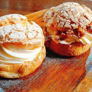 「新潟伊勢丹」のお店でマリトッツォ×シュークリームのシュートッツォが買える!